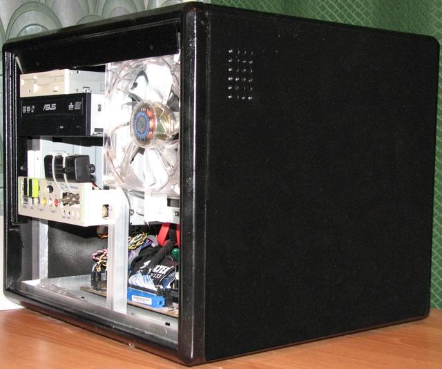 Сетевое хранилище из компьютера своими руками 1152